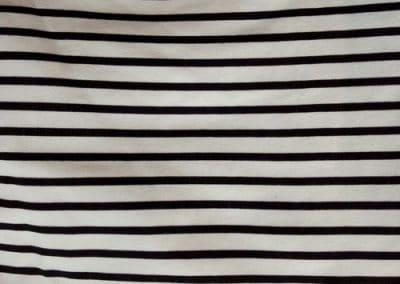 SA Fashion Kids_Jersey8. Streifen kl. schwarz weiß