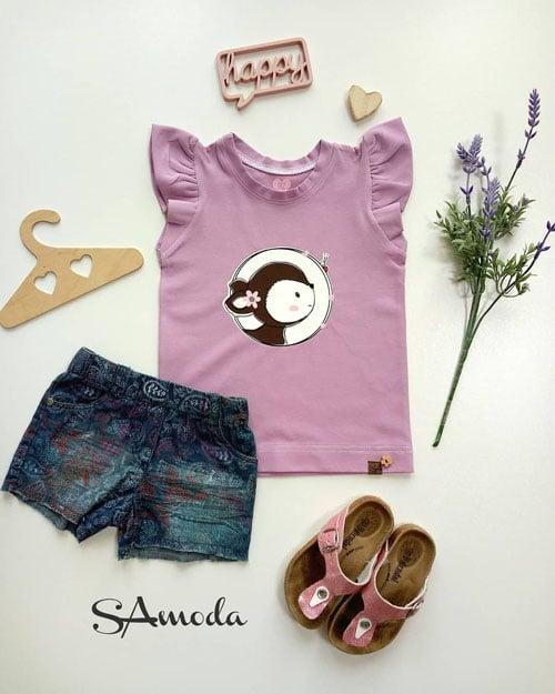 SA Fashion Kids_Shirts FLORA