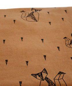 SA Fashion Kids_Sommersweat_Sommersweat Füchse auf karamell