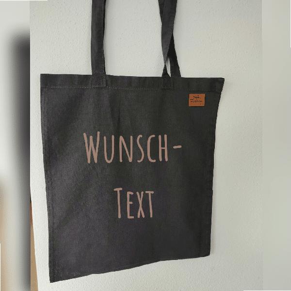 SA Fashion Kids_Baumwolltasche Wunschtext